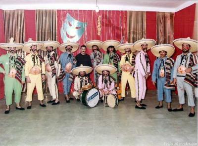 1990 Viva zapata de jamón