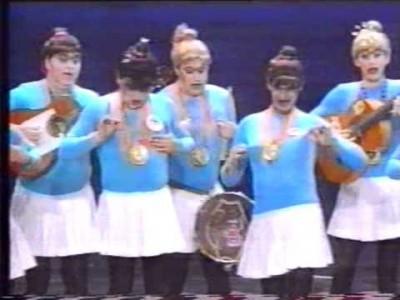 1997 Las melladas olimpicas