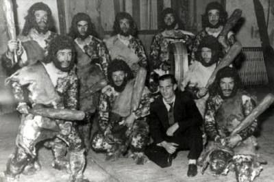 1958 Los hombres de la edad de piedra