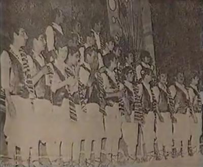 1970 Los huertanos