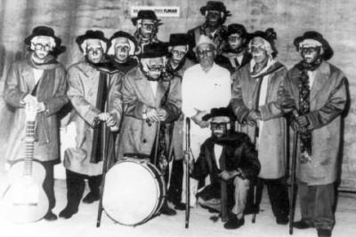 1974 Los abuelitos chirigoteros