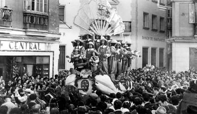 1955 Los mosqueteros