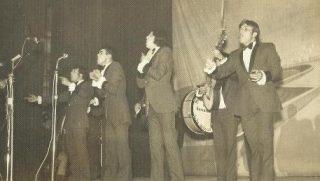 1971 Los nuevos del sur