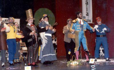 1994 Antologia de la Zarzuela de Cádiz