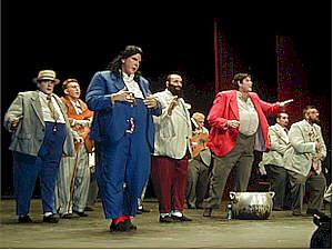 1999 Los rebañadores de ollas de menudo