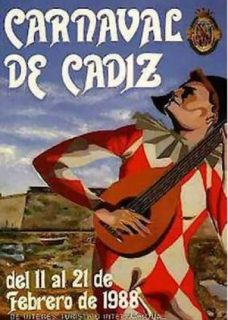 Cartel-Carnaval-Cadiz-1988